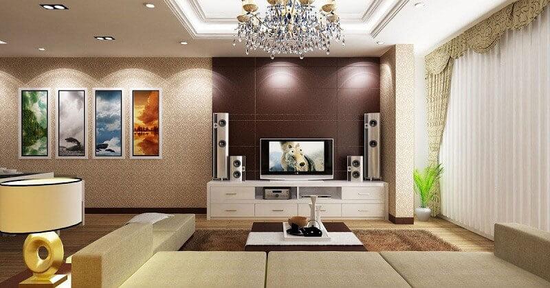 Phối cảnh nhà mẫu căn hộ Hà Đô Green Lane Quận 8
