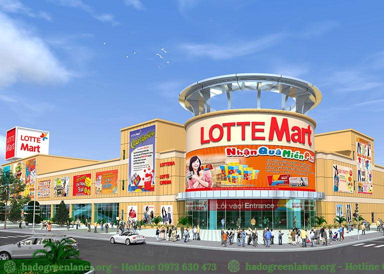 Siêu thị Lotte Mart Quận 8.